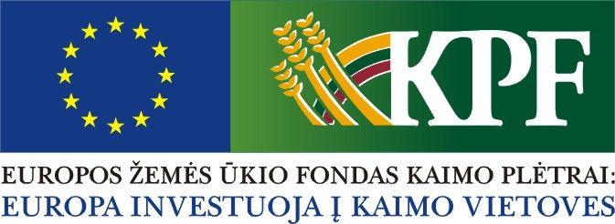 Projektą remia KPF